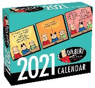 Cover-Bild zu Dilbert 2021 Day-to-Day Calendar von Adams, Scott