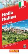 Cover-Bild zu Hallwag Kümmerly+Frey AG (Hrsg.): Italien Strassenkarte 1:1 Mio. 1:1'000'000