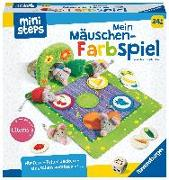 Cover-Bild zu Mein Mäuschen-Farbspiel