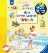 Cover-Bild zu Nieländer, Peter: Mein junior-Lexikon: Urlaub