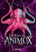 Cover-Bild zu Die Erben der Animox. Das Gift des Oktopus von Carter, Aimée