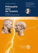Cover-Bild zu Philosophie unter der Tyrannis