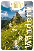 Cover-Bild zu Hallwag Kümmerly+Frey AG (Hrsg.): Wandern mit Aussicht Erlebnis Schweiz
