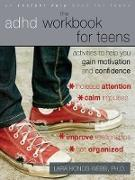 Cover-Bild zu Honos-Webb, Lara: ADHD Workbook for Teens (eBook)