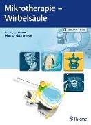 Cover-Bild zu Mikrotherapie - Wirbelsäule (eBook) von Grönemeyer, Dietrich H. W. (Hrsg.)