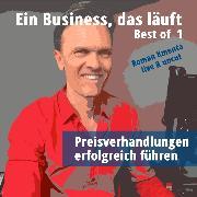 Cover-Bild zu Ein Business, das läuft - Best of 1 (Audio Download) von Kmenta, Roman