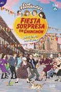 Cover-Bild zu Fiesta sorpresa en Chinchón von Corpas, Jaime