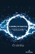 Cover-Bild zu Listening for Learning (eBook) von Mcrae, Chris