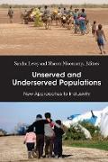 Cover-Bild zu Unserved and Underserved Populations (eBook) von Levey, Sandra (Hrsg.)