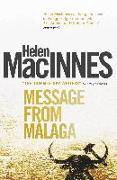 Cover-Bild zu MacInnes, Helen: Message from Malaga