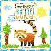 Cover-Bild zu Pautner, Norbert: Mein buntes Kritzel-Malbuch (Roter Panda)