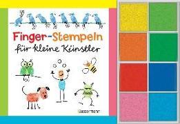 Cover-Bild zu Pautner, Norbert: Fingerstempeln für kleine Künstler-Set