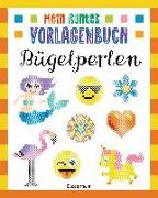 Cover-Bild zu Pautner, Norbert: Mein buntes Vorlagenbuch - Bügelperlen. Über 200 Motive