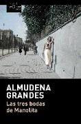 Cover-Bild zu Las tres bodas de Manolita