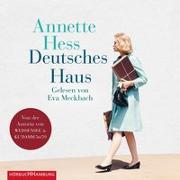 Cover-Bild zu Hess, Annette: Deutsches Haus