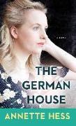 Cover-Bild zu Hess, Annette: The German House