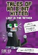 Cover-Bild zu Cube Kid: Tales of an 8-Bit Kitten: Lost in the Nether (Book 1)
