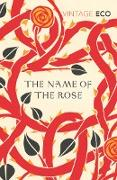 Cover-Bild zu Eco, Umberto: The Name of the Rose