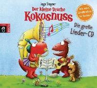Cover-Bild zu Der kleine Drache Kokosnuss - Die große Lieder-CD
