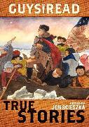 Cover-Bild zu Scieszka, Jon: Guys Read: True Stories