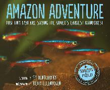 Cover-Bild zu Montgomery, Sy: Amazon Adventure
