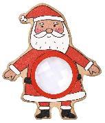 Cover-Bild zu Holz-Facettenauge Weihnachtsfreunde