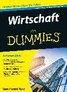 Cover-Bild zu Wirtschaft für Dummies (eBook) von Flynn, Sean Masaki