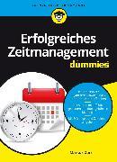 Cover-Bild zu Erfolgreiches Zeitmanagement für Dummies (eBook) von Dörr, Markus