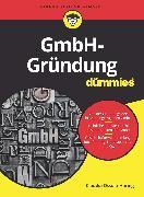 Cover-Bild zu GmbH-Gründung für Dummies (eBook) von Ossola-Haring, Claudia