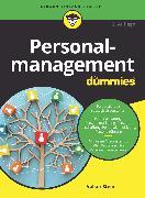 Cover-Bild zu Personalmanagement für Dummies (eBook) von Stein, Volker