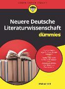 Cover-Bild zu Neuere Deutsche Literaturwissenschaft für Dummies von Will, Michael