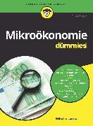 Cover-Bild zu Mikroökonomie für Dummies (eBook) von Lorenz, Wilhelm