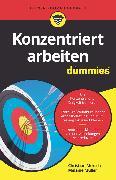 Cover-Bild zu Konzentriert arbeiten für Dummies (eBook) von Morsch, Christian