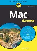 Cover-Bild zu Mac für Dummies von LeVitus, Bob