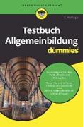 Cover-Bild zu Testbuch Allgemeinbildung für Dummies (eBook)