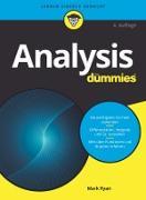 Cover-Bild zu Analysis für Dummies (eBook) von Ryan, Mark