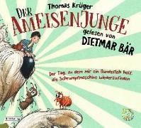 Cover-Bild zu Der Ameisenjunge von Krüger, Thomas