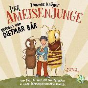 Cover-Bild zu Der Ameisenjunge (Audio Download) von Krüger, Thomas