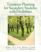 Cover-Bild zu Transition Planning for Secondary Students with Disabilities von Flexer, Robert W.