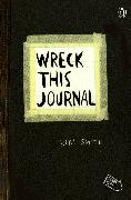 Cover-Bild zu Smith, Keri: Wreck This Journal (Black) Expanded Ed