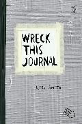 Cover-Bild zu Smith, Keri: Wreck This Journal (Duct Tape) Expanded Ed