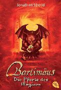 Cover-Bild zu Stroud, Jonathan: Bartimäus 03. Die Pforte des Magiers (eBook)