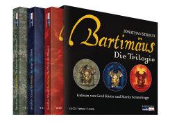 Cover-Bild zu Stroud, Jonathan: Die Bartimäus Trilogie