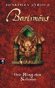 Cover-Bild zu Stroud, Jonathan: Bartimäus - Der Ring des Salomo (eBook)