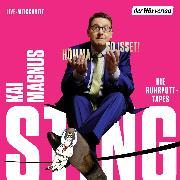 Cover-Bild zu Hömma, so isset (Audio Download) von Sting, Kai Magnus
