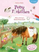 Cover-Bild zu Beurenmeister, Corina (Illustr.): Pony Pünktchen