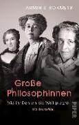 Cover-Bild zu Große Philosophinnen von Strohmeyr, Armin
