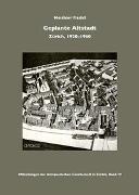 Cover-Bild zu Fischli, Melchior: Geplante Altstadt