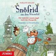 Cover-Bild zu Schmachtl, Andreas H.: Snöfrid aus dem Wiesental. Die wahrlich rasante Jagd nach der Flussperle