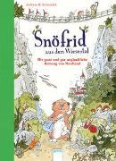 Cover-Bild zu Schmachtl, Andreas H.: Snöfrid aus dem Wiesental 01. Die ganz und gar unglaubliche Rettung von Nordland